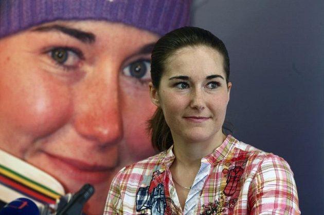 Šárka Záhrobská je po operaci nádoru na hypofýze zpátky v tréninku.
