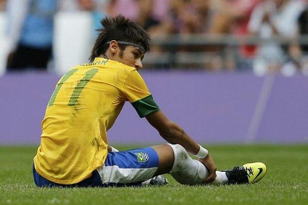 Zklamání. Ani Neymar nepomohl Brazílii ke zlatým medailím.