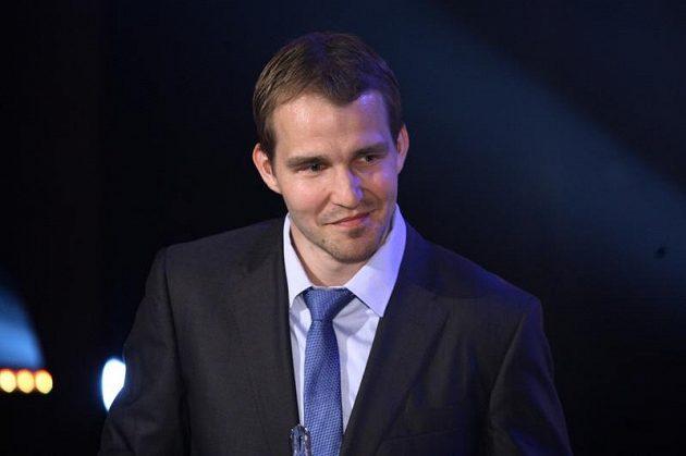 Nejlepší střelec extraligy Petr Kumstát