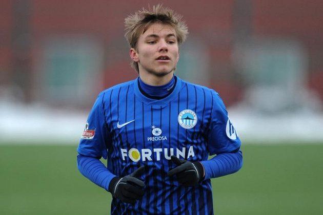 Martin Frýdek přišel do Liberce v rámci hráčské kompenzace za Lukáše Váchu.