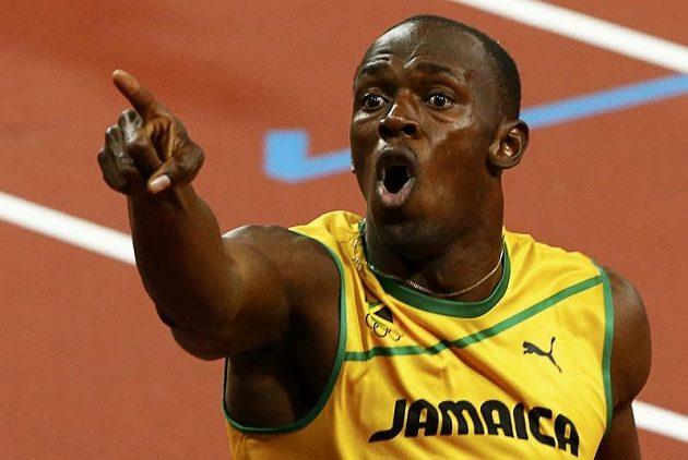 Na Usaina Bolta v Londýně nikdo nemá. Přesvědčil o tom znovu olympijským triumfem v běhu na 200 m