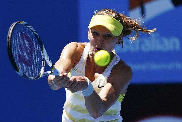 Lucie Šafářová na Australian Open dohrála.