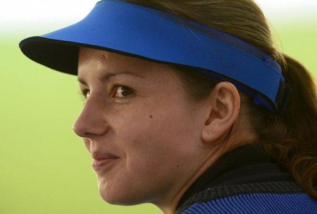 Česká střelkyně Adéla Sýkorová postoupila do olympijského finále ve sportovní malorážce