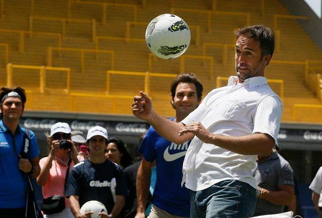 Už sedm let nehraje Gabriel Batistuta fotbal na profesionální úrovni.