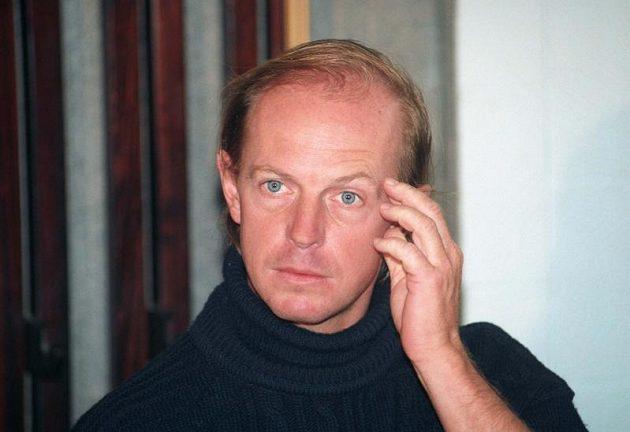 Legenda českého tenisu Pavel Složil.