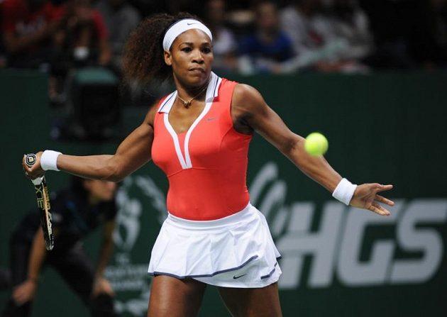 Serena Williamsová letos dominovala na US Open, Wimbledonu i olympijských hrách. V Istanbulu patří mezi nejžhavější kandidátky na titul.