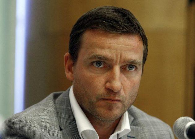 Manažer reprezentace Vladimír Šmicer