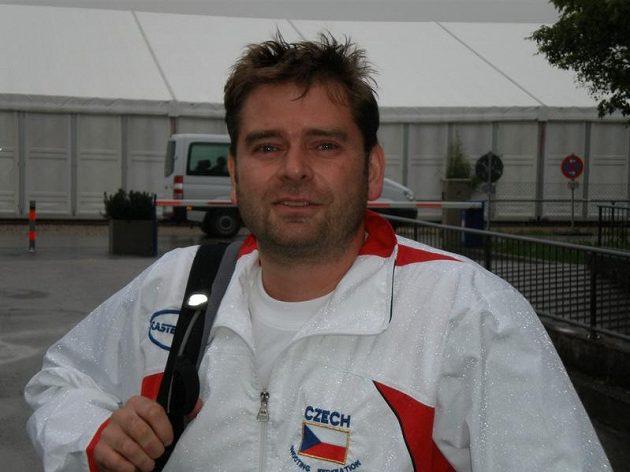 Martin Strnad.