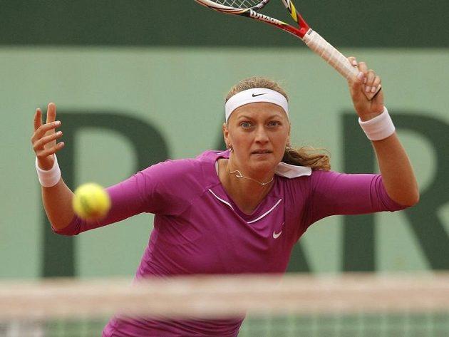 Petra Kvitová na Roland Garros
