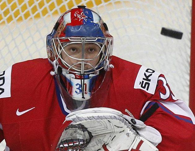 Jakub Štěpánek své spoluhráče několikrát podržel