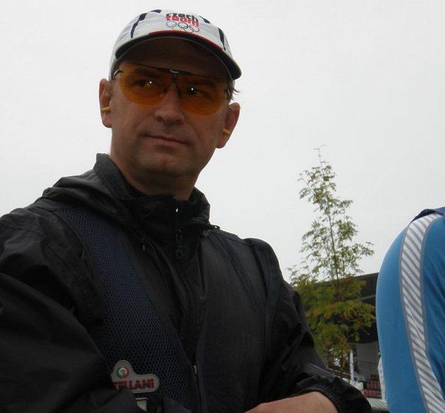 Skeetař Jan Sychra jede už na čtvrtou olympiádu.