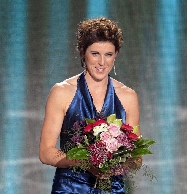 """Zuzana Hejnová, bronzová medailistka z OH v Londýně na 400 m překážek a dnes už bývalá členka """"Rychlých holek"""" se v anketě Atlet roku 2012 umístila na druhém místě."""