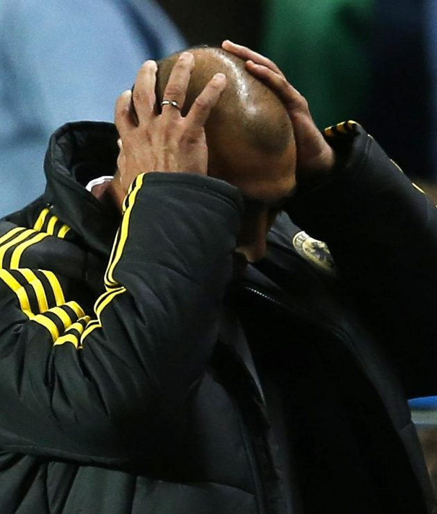 To snad není možné, říkal si určitě trenér Chelsea Roberto Di Matteo poté, co Blues doma prohospodařili dvoubrankové vedení proti Juventusu.