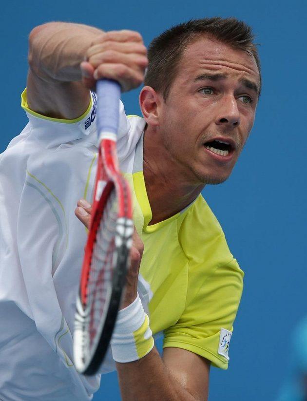Také Lukáš Rosol na Australian Open dohrál.