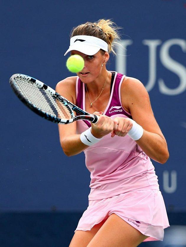 Kristýna Plíšková na grandslamovém US Open