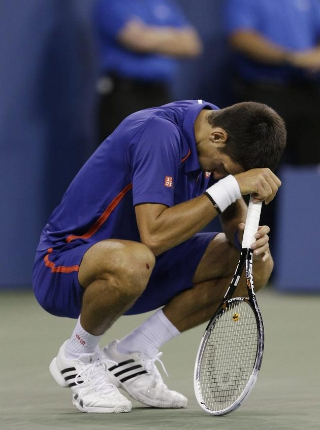 Novak Djokovič tentokrát na Skota nestačil.