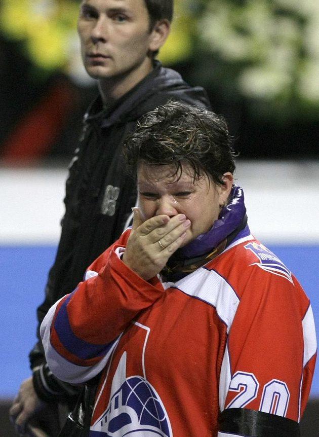 Neštěstí otřáslo celou Jaroslavlí.