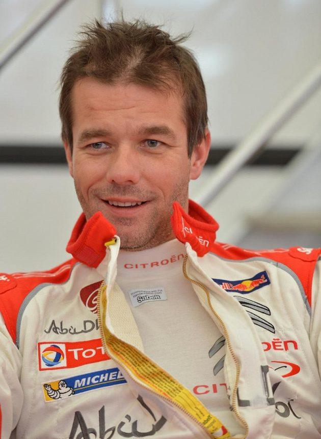 Sébastien Loeb byl v Monte Carlu vysmátý, pokořil všechny protivníky.