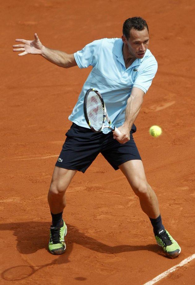 Michael Llodra na českého tenistu ve středu nestačil