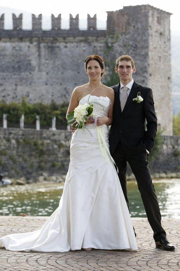 Novomanželé Kreuzigerovi.
