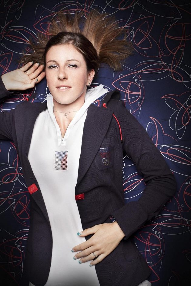 Oblečení českých olympioniků pro Londýn