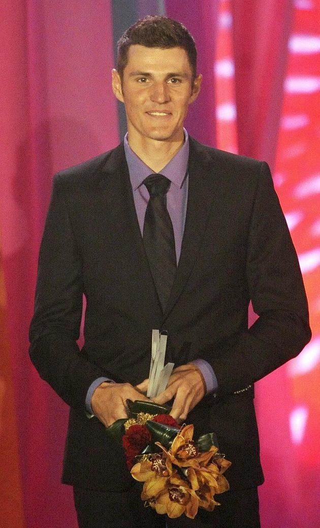 Biker Jaroslav Kulhavý obsadil druhé místo v anketě Sportovec roku 2012.