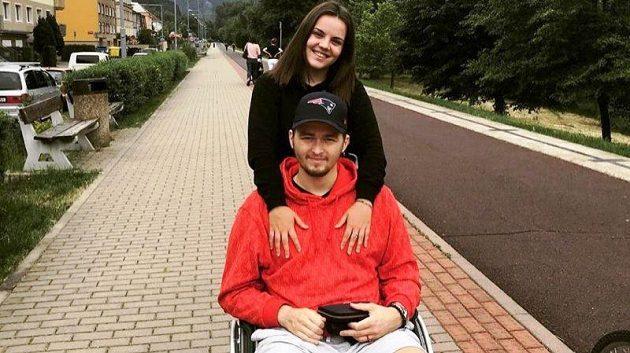 Když Ondřej Buchtela bojoval o život, byl odkázaný na vozík.