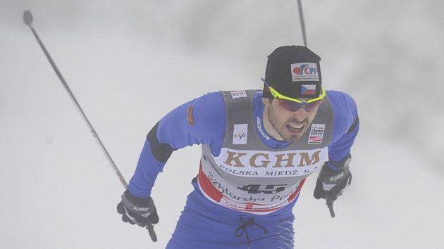 Aleš Razým bodoval ve světovém poháru skoro po třech letech.