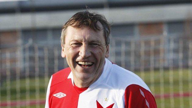 Trenér Miroslav Beránek při Silvestrovském derby.
