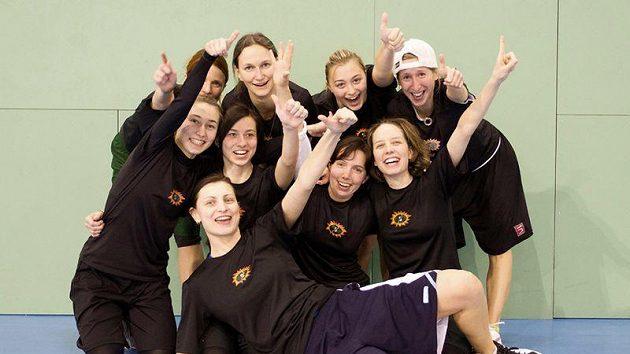 Vítězný tým v kategorii ženy - Prague Devils
