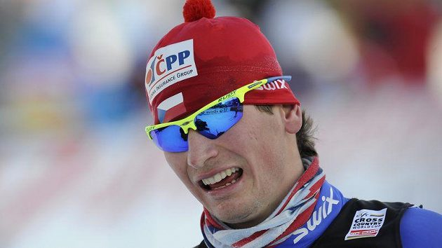 Jiří Horčička prožil křest světovým pohárem