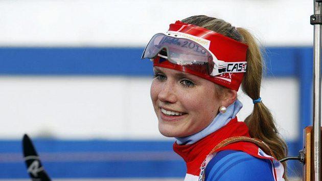 Gabriela Soukalová.