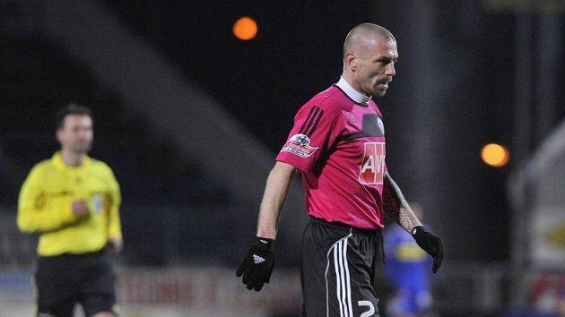 Českobudějovický Tomáš Řepka pomohl svému týmu v Olomouci vybojovat bod za remízu.