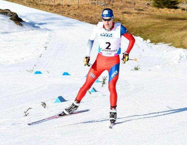 Jan Vytrval obsadil třetí místo v závěrečném závodu sdruženářů na mistrovství světa juniorů v klasickém lyžování ve Švýcarsku.