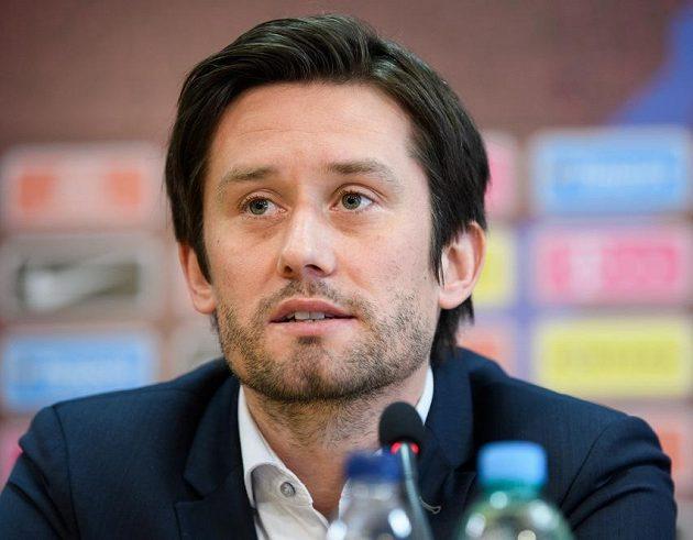 Sportovní ředitel Sparty Praha Tomáš Rosický.