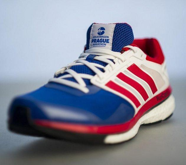 Volkswagen Prague Marathon má své maratónské boty.
