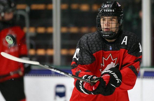 Čtvrtfinále hokejového MS hráčů do 18 let přineslo kanadským mladíkům hodně radosti, Čechům nasázeli deset branek.
