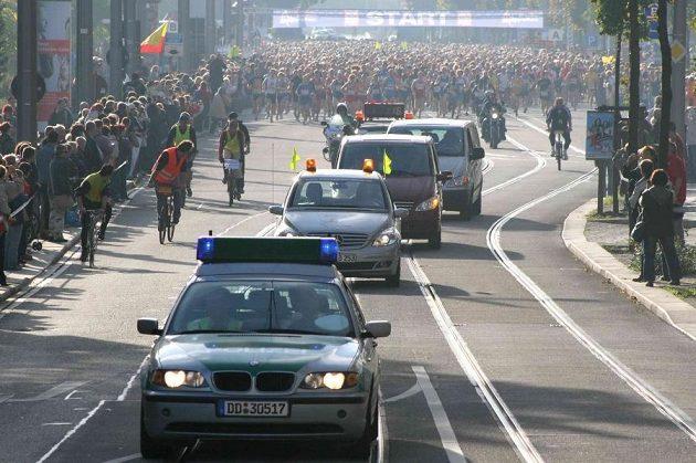 V tento den patří Drážďany běžcům