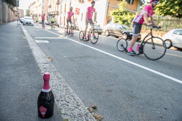 Kick Italy 2017: Šampaňské už čeká - poslední metry!