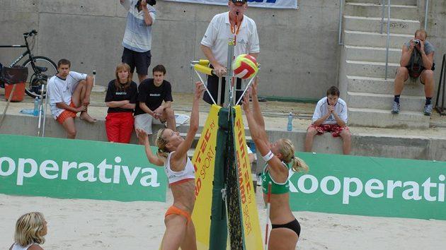 Mistrovství ČR v plážovém volejbalu