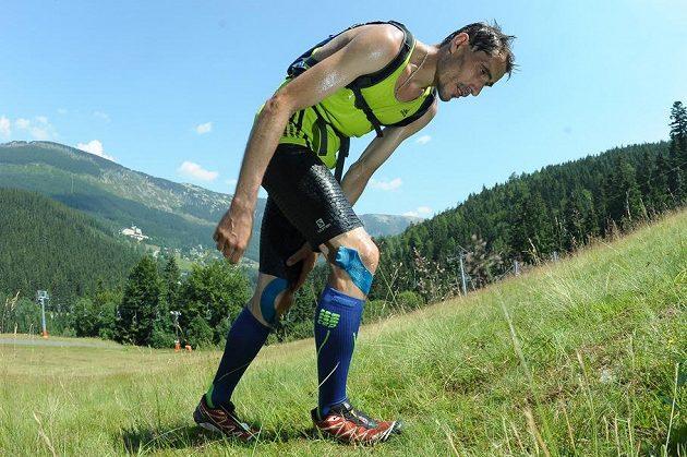 Krkonošský Skymarathon, to je sáhnout si na dno sil!