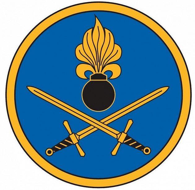 Znak pěší roty podplukovníka Josefa Otiska.