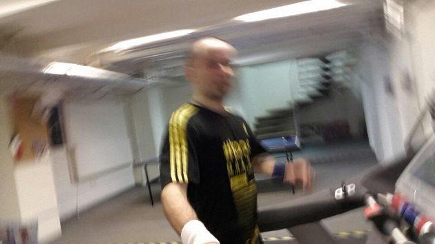 Pořádně zatřást se sklepením v Running Mallu může opravdu každý. Prague Digital Marathon lze vyzkoušet zdarma.