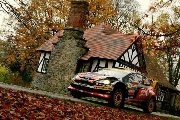 Martin Prokop s Fordem Fiesta WRC.