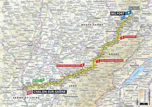 Tour de France 7. etapa