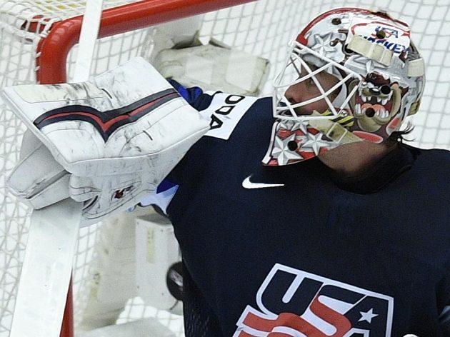 První český gól v brance USA Keitha Kinkaida.