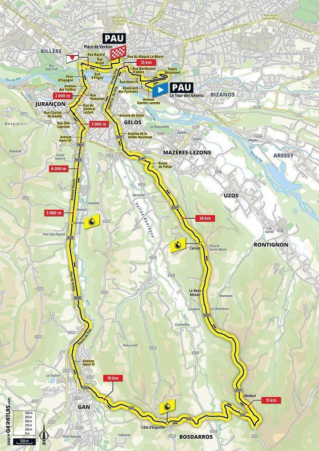 Tour de France 13. den