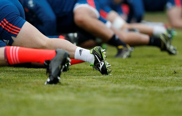 Zátiší z tréninku Francie.