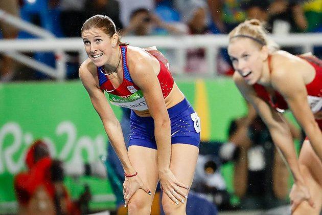 Zuzana Hejnová na medaili v Riu nedosáhla.