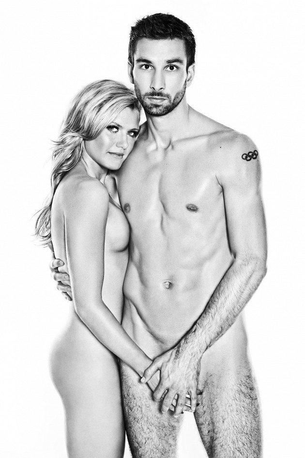 Gabriela Soukalová a Petr Koukal tvoří ideální sportovní pár.